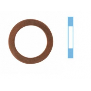 CORTECO 005569S Уплотнительное кольцо, резьбовая пр