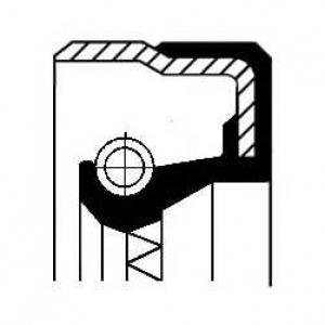 CORTECO 01016962B Прокладка диференціала
