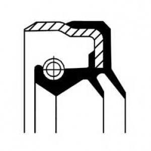 Уплотняющее кольцо, дифференциал 01020124b corteco -