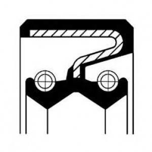 CORTECO 01030118B Сальник коробки передач