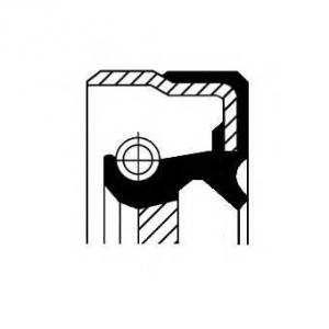 Уплотняющее кольцо, ступенчатая коробка передач 01034060b corteco -