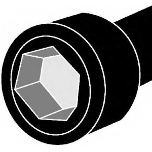 CORTECO 016071B Комплект болтов головки цилидра