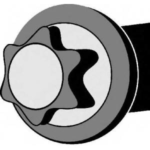 Комплект болтов головки цилидра 016089b corteco - MERCEDES-BENZ C-CLASS (W202) седан C 220 CDI (202.133)