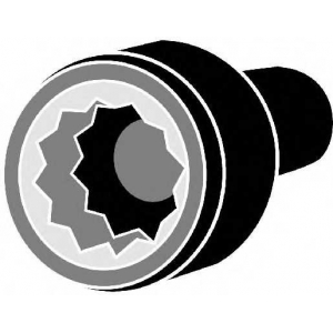 CORTECO 016230B Комплект болтів головки блоку циліндрів VOLVO 740,760,940,LT 28-35,40-55 2,4D -96