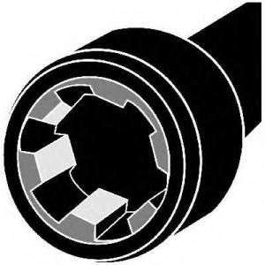 CORTECO 016262B Комплект болтов головки цилидра