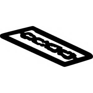 CORTECO 026117P Прокладка, крышка головки цилиндра