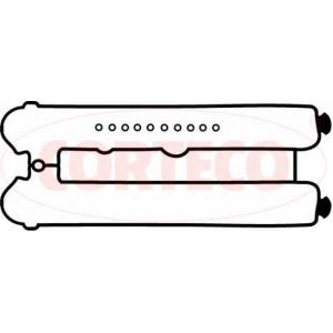 CORTECO 026156P Прокладка крышки клапанов Lacetti 1.8