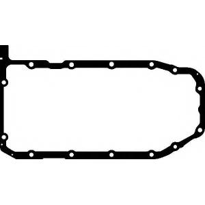 Прокладка, маслянный поддон 026321p corteco - OPEL OMEGA B (25_, 26_, 27_) седан 2.0 16V