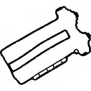 CORTECO 026687P Прокладка, крышка головки цилиндра