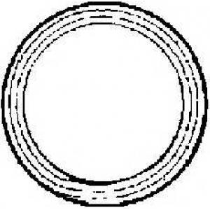 CORTECO 027096H Прокладка, выпускной трубопровод