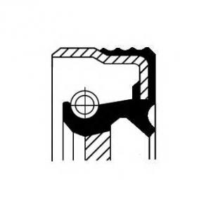 CORTECO 12016529B Сальник коленвала Corteco