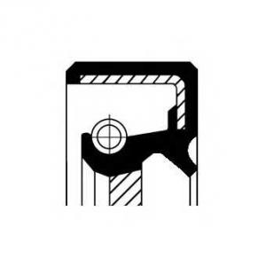 Уплотняющее кольцо, распределительный вал 15018287b corteco - VOLVO 960 (964) седан 2.9