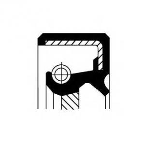Уплотняющее кольцо, коленчатый вал 19019537b corteco -