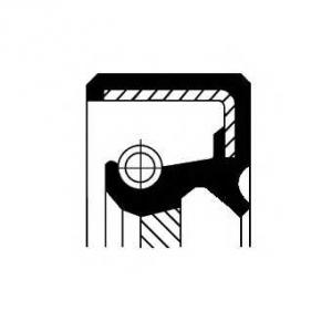 Уплотняющее кольцо, коленчатый вал 19025729b corteco - OPEL MONTEREY A (UBS_) вездеход закрытый 3.1 TD (UBS69_)