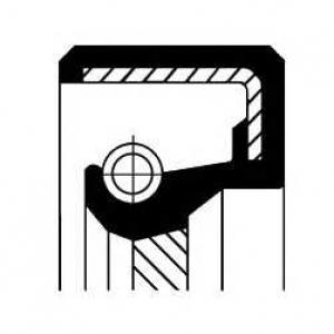 Сальники/комплекты и маслосъемные колпачки 19033910b corteco -