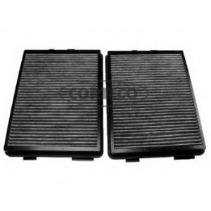 CORTECO 21651882 Фільтр салону вугільний CC1022 BMW