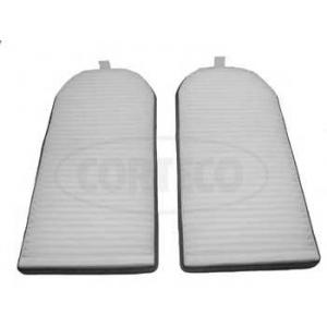 CORTECO 21653030 Фільтр салону CP1135 BMW 725tds,728i,730d,740i,750i E38 94-01