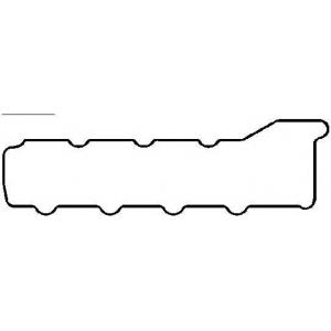 CORTECO 440228P Прокладка, крышка головки цилиндра