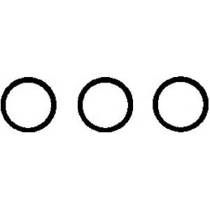 Прокладка коллектора IN VW AZQ/BME 45X49.8X5.6 (3) 450099h corteco -