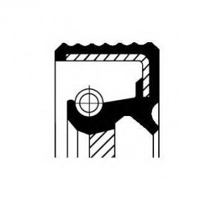 46085503b corteco Уплотняющее кольцо, распределительный вал PEUGEOT 607 седан 2.2 16V