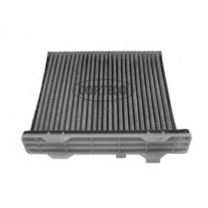 CORTECO 80000068 Фільтр салону вугільний CC1295 Mitsubishi