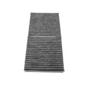CORTECO 80000071 Фильтр салона (угольный) MB SLK (R171/R172) 04-