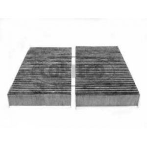 CORTECO 80000148 Фільтр салону вугільний CC1081 Honda
