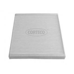 CORTECO 80000155 CP1168 Фильтр салона Aveo - 011 Corteco