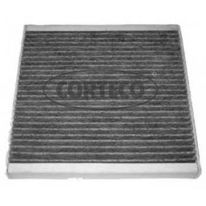 CORTECO 80001035 Фильтр салона (угольный) Smart Fortwo