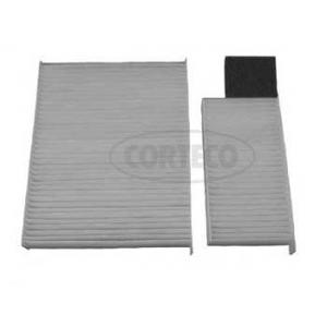 CORTECO 80001734 Фільтр салону CP1409 KIA/HYUNDAI Ceed,i3