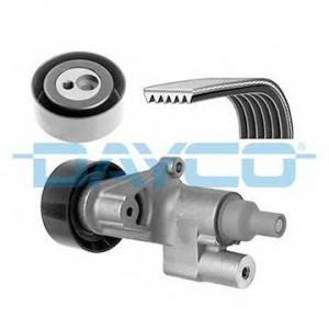 DAYCO KPV105 Belt  kit + pulley