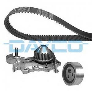 DAYCO KTBWP2591 Роликовий модуль натягувача ременя (ролик, ремінь, помпа)
