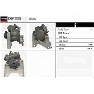 DELCO REMY DSP665 Гидравлический насос, рулевое управление