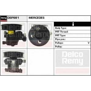DELCO REMY DSP981 Гидравлический насос, рулевое управление