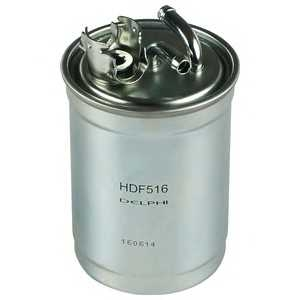 DELPHI HDF516 Фильтр топливный