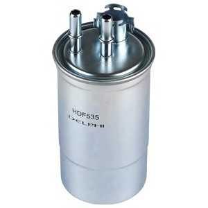 DELPHI HDF535 Фильтр топливный
