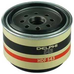 DELPHI HDF543 Фильтр топливный