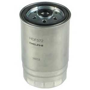 DELPHI HDF572 Фільтр паливний