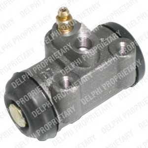 DELPHI LW30074 Колесный тормозной цилиндр