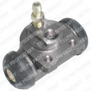 DELPHI LW50002 Колесный тормозной цилиндр