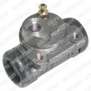 DELPHI LW60834 Гальмівний циліндр