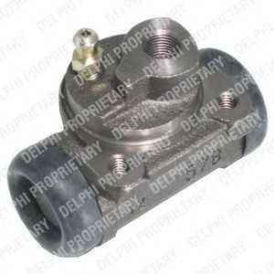 DELPHI LW60835 Гальмівний циліндр