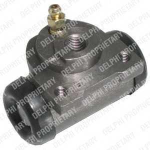 DELPHI LW70083 Колесный тормозной цилиндр