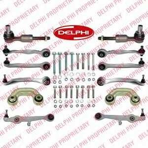 DELPHI TC1900KIT Ремкомплект, поперечный рычаг подвески