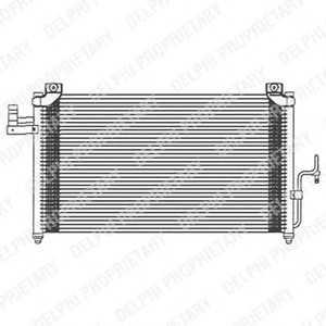 DELPHI TSP0225474 Конденсатор, кондиционер
