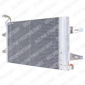 DELPHI TSP0225508 Радiатор кондицiонера