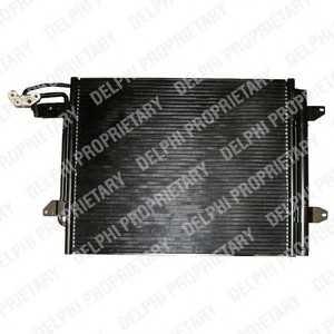DELPHI TSP0225543 Радиатор кондиционера