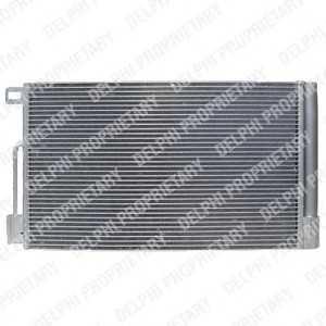 DELPHI TSP0225552 Радiатор кондицiонера