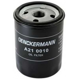 DENCKERMANN A210010 Фільтр масляний Fiat Brava/Bravo/Doblo/Fiorino/Palio/Uno 1.4/1.6