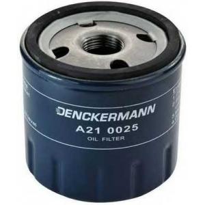 DENCKERMANN A210025 Фiльтр масляний Fiat Brava/Bravo 1.4S,1.4I 12V,1.6I 16V,1.8I G
